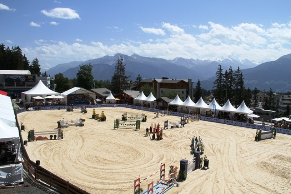 Crans Montana CSI*** (SWITZERLAND) 2013