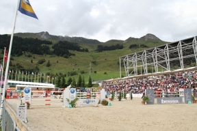 Verbier CSI*** (SWITZERLAND) 2013