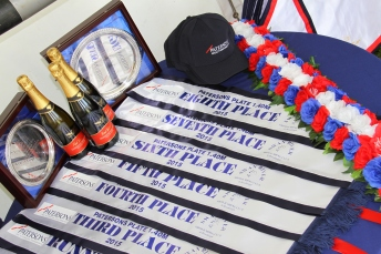 Prizes for the Pattersons Plate
